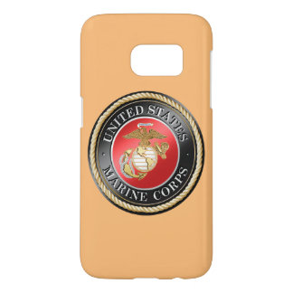 USMC Barely There Samsung Galaxy S7 Case