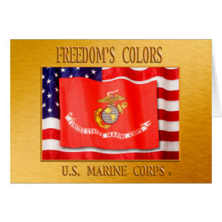 USMC Card