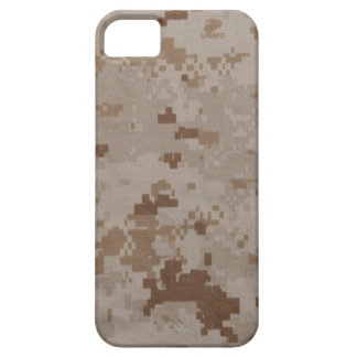 USMC Desert Camouflage iPhone 5 Cover