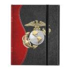 USMC Eagle, Globe & Anchor (EGA) [3D] iPad Case
