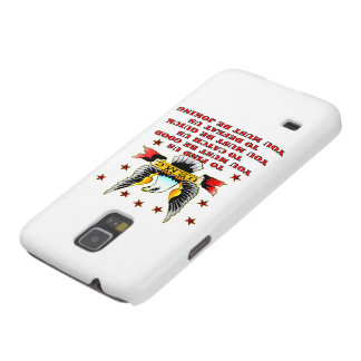 USMC Find Us Catch Us Defeat Us You Must Be Joking Galaxy S5 Case