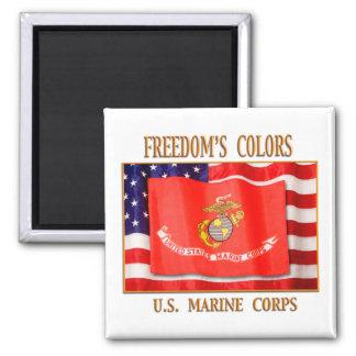 USMC Magnet