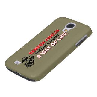 USMC Semper Fidelis Phone Cover