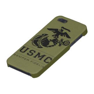 USMC Semper Fidelis [Semper Fi] iPhone 5 Case