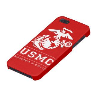 USMC Semper Fidelis [Semper Fi] iPhone 5 Cases