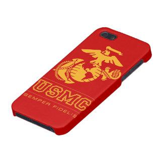 USMC Semper Fidelis [Semper Fi] iPhone 5 Cover