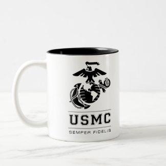 USMC Semper Fidelis [Semper Fi] Coffee Mug