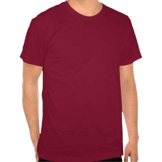 USMC The Few The Proud Logo - White Tee Shirt