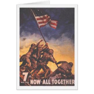 USMC Vintage Card