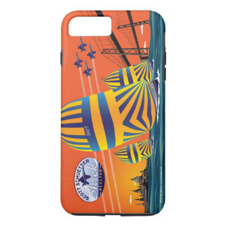 USNA Sunset Sail - S_Schuetter iPhone 7 Plus Case