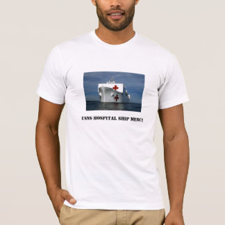 USNS Hospital Ship Mercy T-Shirt
