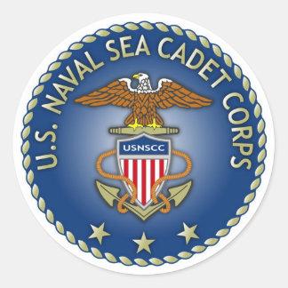USNSCC Seal Stickers
