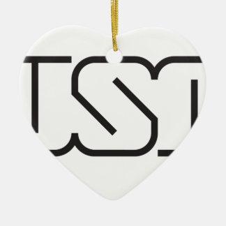 USP (Logo) Ceramic Ornament