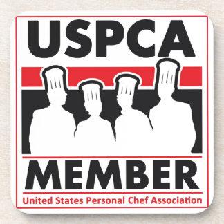 USPCA Member Coaster