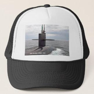 USS ALASKA TRUCKER HAT