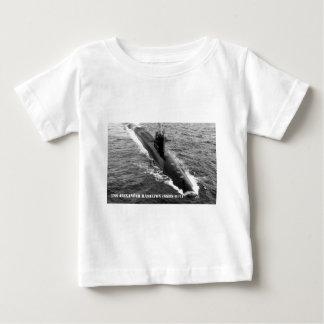 USS ALEXANDER HAMILTON BABY T-Shirt