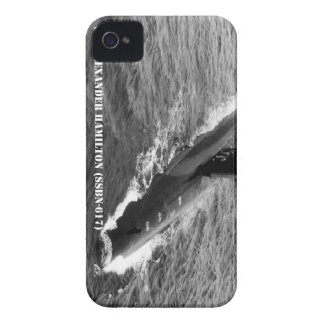 USS ALEXANDER HAMILTON iPhone 4 COVERS