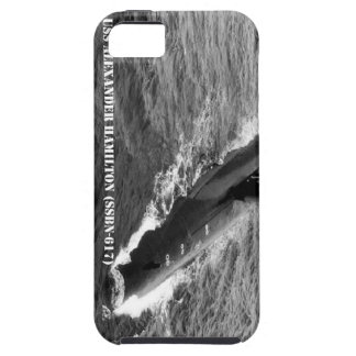 USS ALEXANDER HAMILTON iPhone 5 CASE
