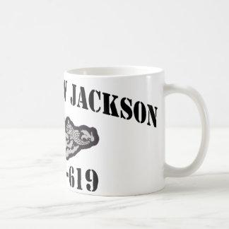 USS ANDREW JACKSON COFFEE MUG