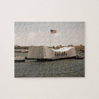 USS Arizona Memorial Jigsaw Puzzle