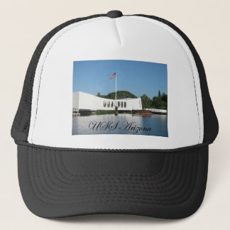 USS Arizona Trucker Hat