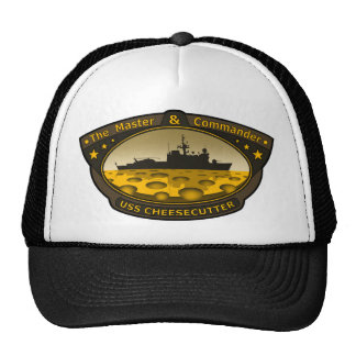 USS Cheesecutter Trucker Hat