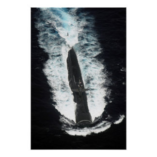USS Chicago (SSN-721) Poster