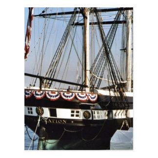USS Constellation Carte Postale