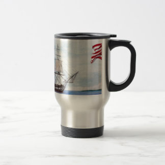 USS Constitution Travel Mug