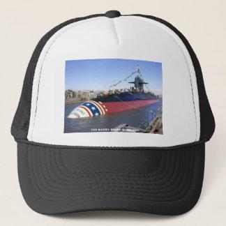 USS DANIEL BOONE TRUCKER HAT