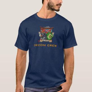 USS Denver LPD-9 Decommissioning Shirt