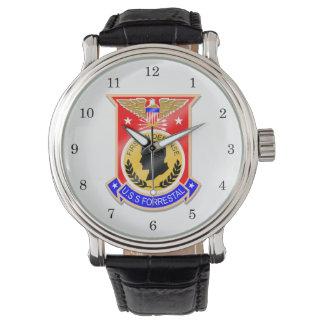 USS Forrestal CV-59 Watch