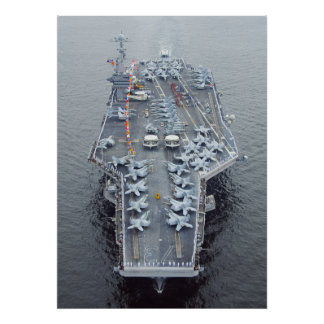 USS George Washington (CVN 73) Poster