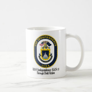 USS Independence (LCS 2) Large Mug