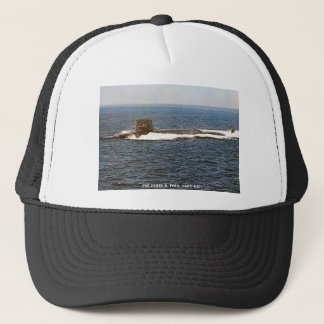 USS JAMES K. POLK TRUCKER HAT