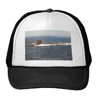 USS JAMES K. POLK TRUCKER HAT