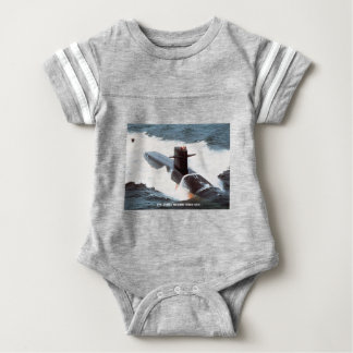 USS JAMES MONROE BABY BODYSUIT