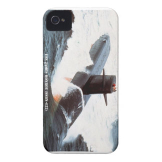 USS JAMES MONROE Case-Mate iPhone 4 CASES