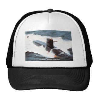 USS JAMES MONROE TRUCKER HAT