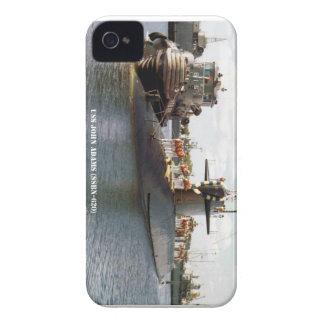 USS JOHN ADAMS iPhone 4 COVERS