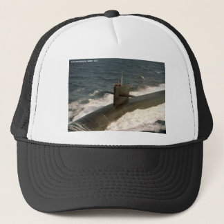 USS KENTUCKY TRUCKER HAT