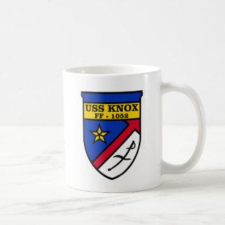 USS Knox FF-1052 Coffee Mug