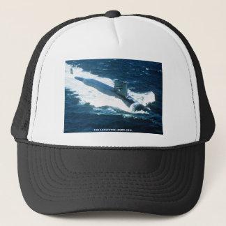 USS LAFAYETTE TRUCKER HAT
