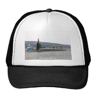 USS LOUISIANA TRUCKER HAT