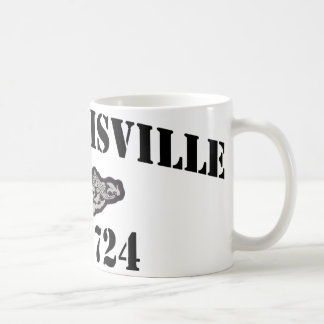 USS LOUISVILLE COFFEE MUG