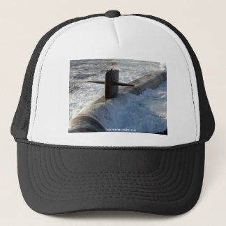 USS MAINE TRUCKER HAT