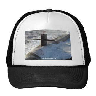 USS MAINE TRUCKER HAT