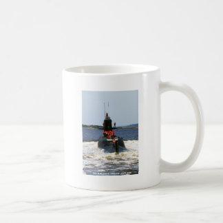 USS MARIANO G. VALLEJO COFFEE MUG