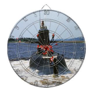 USS MARIANO G. VALLEJO DARTBOARDS