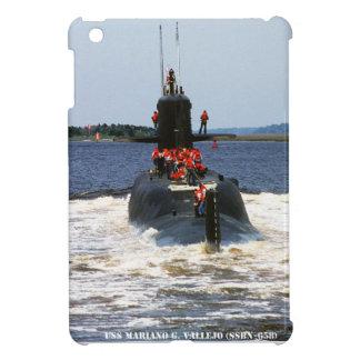 USS MARIANO G. VALLEJO iPad MINI COVER